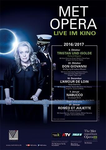 Met Opera 2016/17: Tristan und Isolde (Wagner)