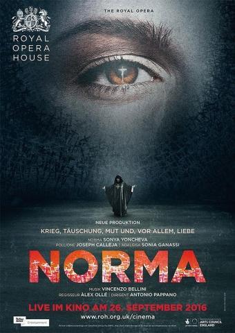 Royal Opera House 2016/17: Norma (Bellini)