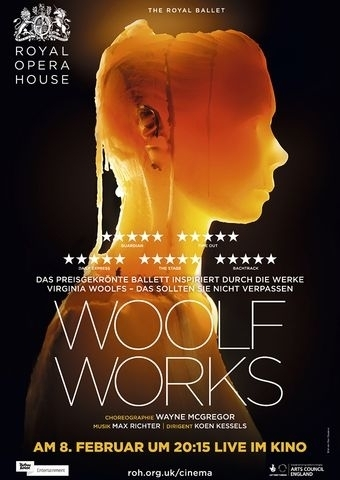 Royal Opera House 2016/17: Woolf Works (McGregor)