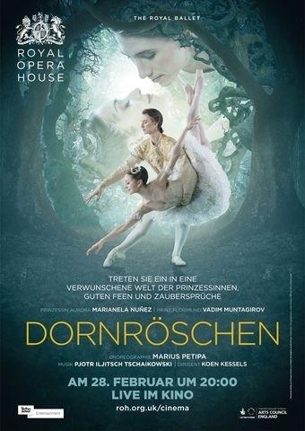 Royal Opera House 2016/17: Dornröschen (Pepita/Ashton/Dowell/Wheeldon)