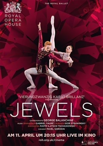 Royal Opera House 2016/17: Jewels (Balanchine)
