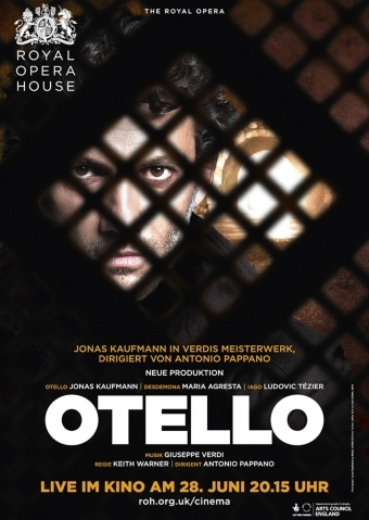 Royal Opera House 2016/17: Otello (Verdi)