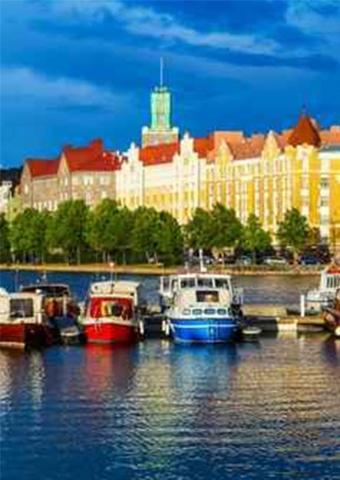 Finnland - Wildnis und Moderne