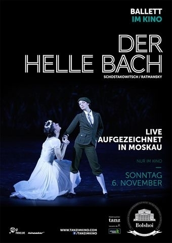 Bolshoi Ballett 2016/17: Der helle Bach