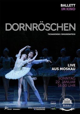 Bolshoi Ballett 2016/17: Dornröschen