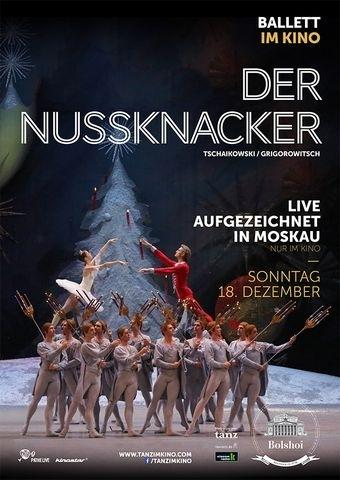 Bolshoi Ballett 2016/17: Der Nussknacker