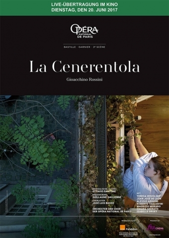 Opéra national de Paris 2016/17: La Cenerentola