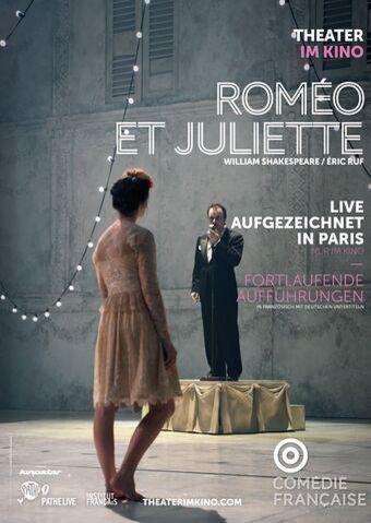 La Comedie-Francaise: Romeo et Juliette