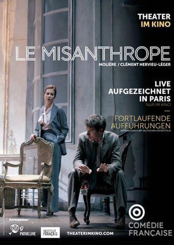 La Comedie-Francaise Saison 2016/17: Le Misanthrope