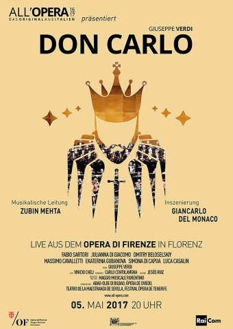 All Opera 16/17: Don Carlo (Live)