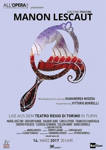 All Opera 16/17: Manon Lescaut (Live)