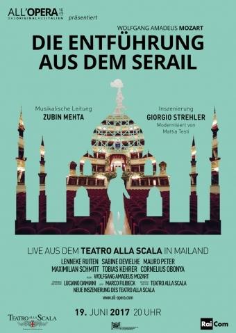 All Opera 16/17: Die Entführung aus dem Serail (Live)