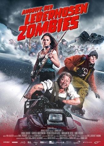 Angriff der Lederhosen Zombies