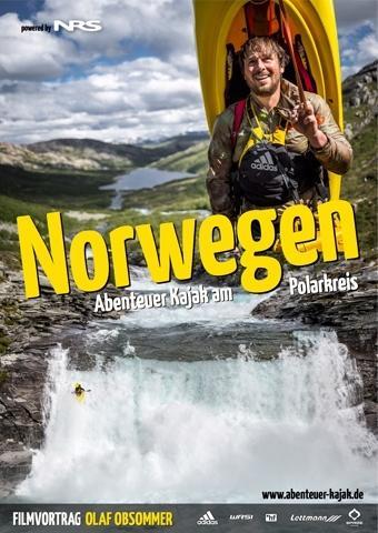 Norwegen - Abenteuer Kajak am Polarkreis