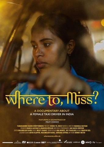 Where to, Miss? - Eine Frau kämpft für Ihren Traum