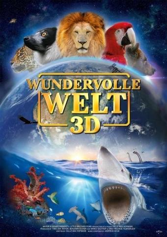 Wundervolle Welt 3D
