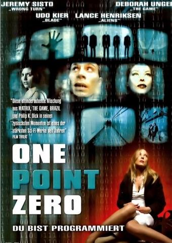One Point Zero - Du bist programmiert
