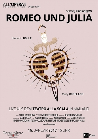 All' Opera 16/17: Romeo und Julia (Live)