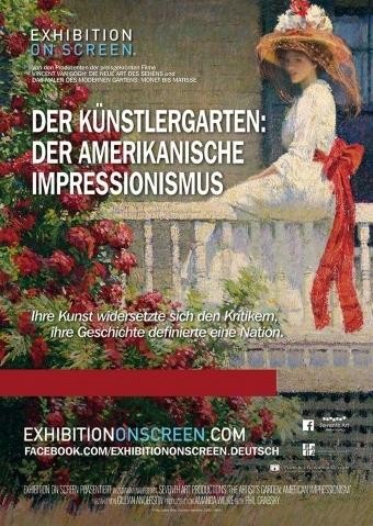 Exhibition on Screen: Der Künstlergarten: Der Amerikanische Impressionismus