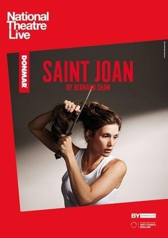 National Theatre London: Saint Joan (Aufzeichnung)