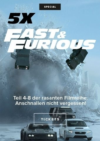 Fast & Furious 4-8