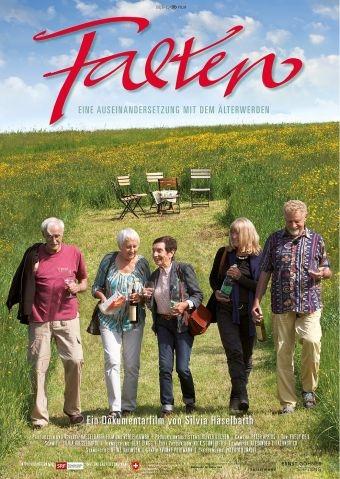 Falten - Eine Auseinandersetzung mit dem Älterwerden