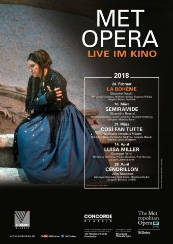 Met Opera 2017/18: La Boheme (Puccini)