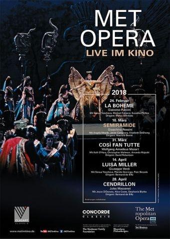 Met Opera 2017/18: Semiramide (Rossini)