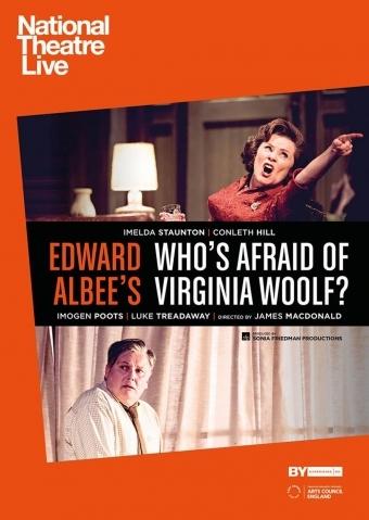 National Theatre London: Who´s Afraid of Virginia Woolf (Aufzeichnung)