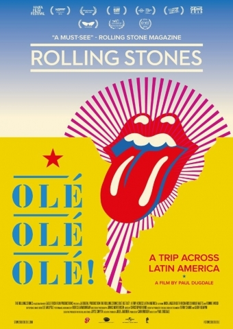 The Rolling Stones - Olé, Olé, Olé! A Trip Across Latin America