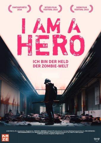 Anime Night 2017 I Am A Hero Film Vormerken