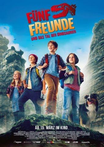 Fünf Freunde 5: Im Tal der Dinosaurier