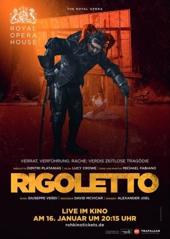 Royal Opera House 2017/18: Rigoletto