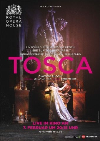 Royal Opera House 2017/18: Tosca