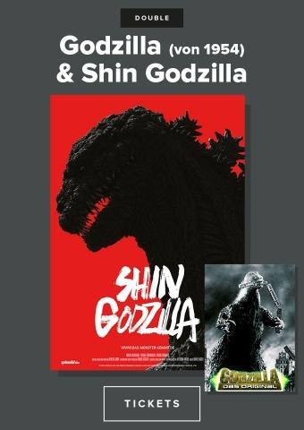 Double Feature: Godzilla (1954) + Shin Godzilla