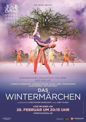 Royal Opera House 2017/18: Das Wintermärchen