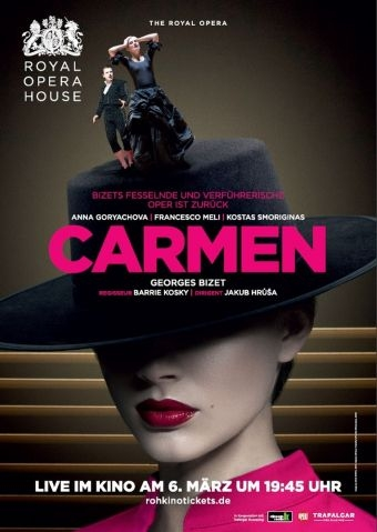 Royal Opera House 2017/18: Carmen