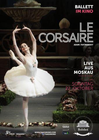 Bolshoi Ballett 2017/18: Le Corsaire