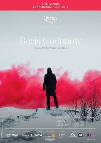 Opéra national de Paris 2017/18: Boris Godounov