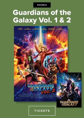 Double: Guardians of the Galaxy 3D