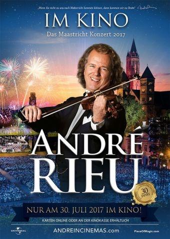 Andre Rieu's Maastricht Konzert 2017