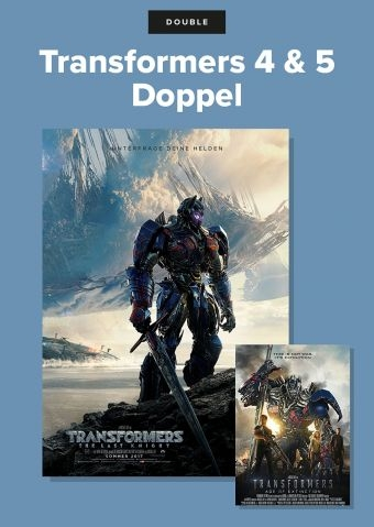 Double Feature: Transformers 4 & 5