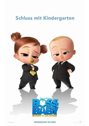 Boss Baby - Es bleibt in der Familie