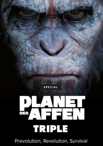 Planet der Affen Triple 3D