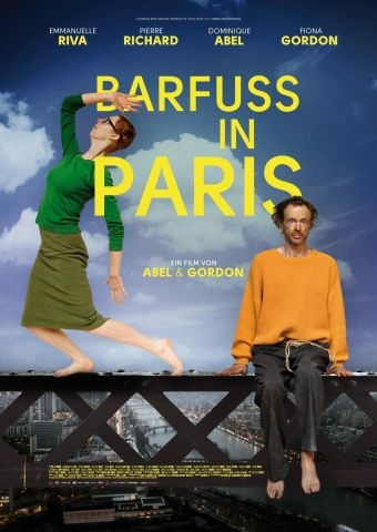 Barfuss in Paris