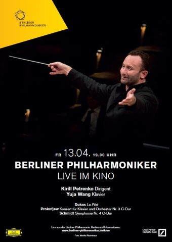 Berliner Philharmoniker 2017/2018: Kirill Petrenko und Yuja Wang mit Werken von Ljadow, Prokofjew