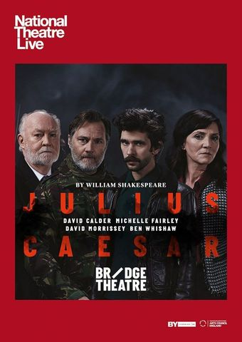 National Theatre London: Julius Caesar