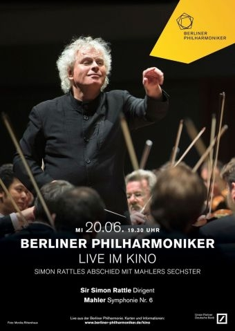 Berliner Philharmoniker 2017/18: Abschiedskonzert Sir Simon Rattle