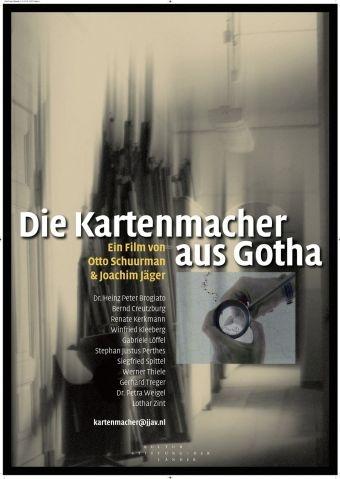 Die Kartenmacher aus Gotha