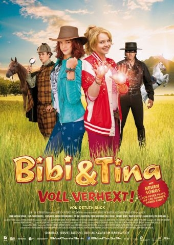 Bibi & Tina - Voll verhext (Karaokeversion)